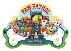 Paw Patrol Shaped Floor Puzzle, 24pc - image 2 - Click to Zoom