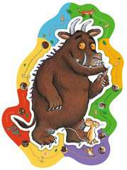 The Gruffalo Shaped Floor Puzzle, 24pc - image 2 - Click to Zoom