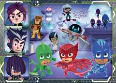 PJ Masks Giant Floor Puzzle - image 2 - Click to Zoom