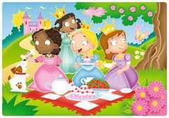 My first outdoor puzzle - Princesses amies - Image 2 - Cliquer pour agrandir