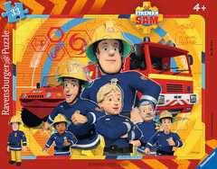 Sam, der Feuerwehrmann - Bild 1 - Klicken zum Vergößern