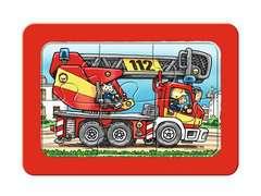 Feuerwehr, Polizei, Rettungshubschrauber - Bild 3 - Klicken zum Vergößern
