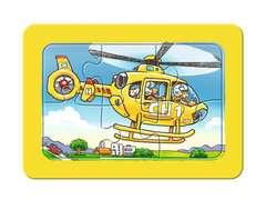 Feuerwehr, Polizei, Rettungshubschrauber - Bild 4 - Klicken zum Vergößern