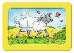 Esel, Schaf und Ziege Baby und Kleinkind;Puzzles - Bild 2 - Ravensburger