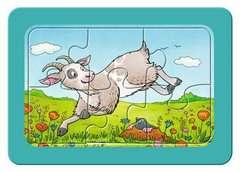 Esel, Schaf und Ziege Baby und Kleinkind;Puzzles - Bild 3 - Ravensburger