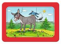 Esel, Schaf und Ziege Baby und Kleinkind;Puzzles - Bild 4 - Ravensburger