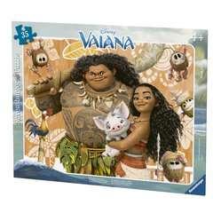 Puzzle cadre 30-48 p - Les aventures de Vaiana et Maui / Disney - Image 1 - Cliquer pour agrandir