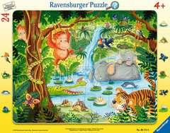 Džungle 24 dílků - obrázek 1 - Klikněte pro zvětšení