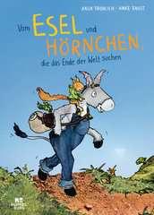 Vom Esel und Hörnchen, die das Ende der Welt suchen - Bild 1 - Klicken zum Vergößern
