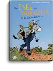 Vom Esel und Hörnchen, die das Ende der Welt suchen - Bild 2 - Klicken zum Vergößern