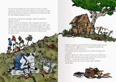 Vom Esel und Hörnchen, die das Ende der Welt suchen - Bild 3 - Klicken zum Vergößern