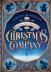 Fantastic Adventures of the Christmas Company - image 1 - Click to Zoom