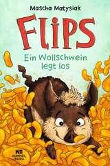 Flips - Ein Wollschwein legt los - Bild 1 - Klicken zum Vergößern
