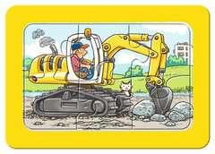 Graafmachine, tractor en kiepauto - image 3 - Click to Zoom