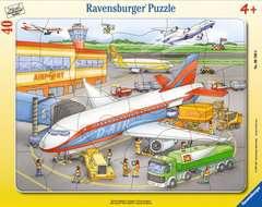 Kleiner Flugplatz - Bild 1 - Klicken zum Vergößern
