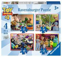 Toy Story 4, 4 in a Box - image 1 - Click to Zoom