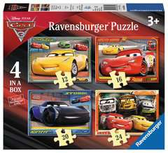 Disney Pixar Cars 3, 4 in Box - image 1 - Click to Zoom
