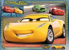 4 en 1 Puzzles évolutifs - Disney Cars 3 - Image 2 - Cliquer pour agrandir