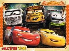 4 en 1 Puzzles évolutifs - Disney Cars 3 - Image 5 - Cliquer pour agrandir