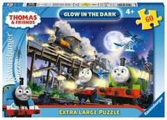 Thomas & Friends Giant Floor Glow in the Dark Puzzle, 60pc - image 1 - Click to Zoom