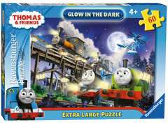 Thomas & Friends Giant Floor Glow in the Dark Puzzle, 60pc - image 3 - Click to Zoom