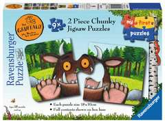The Gruffalo My First Puzzles 9x 2pc - image 1 - Click to Zoom