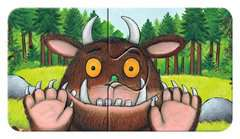 The Gruffalo My First Puzzles 9x 2pc - image 10 - Click to Zoom