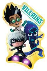 PJ Masks Four Shaped Puzzles - image 5 - Click to Zoom