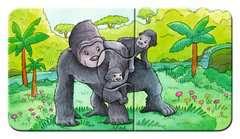Schattige dierenfamilies - image 4 - Click to Zoom