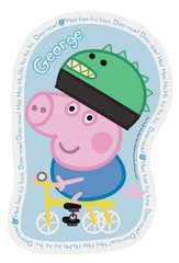 Peppa Pig Four Large Shaped Puzzles - image 5 - Click to Zoom