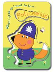 Peppa Pig My First Puzzles, 6x2pc - image 5 - Click to Zoom