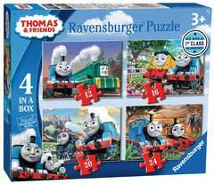 Thomas & Friends Big World Adventures 4 in a Box - image 1 - Click to Zoom