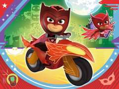 PJ Masks 4 in a Box - image 2 - Click to Zoom
