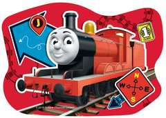 Thomas & Friends Big World Adventures Four Shaped Puzzles - image 5 - Click to Zoom
