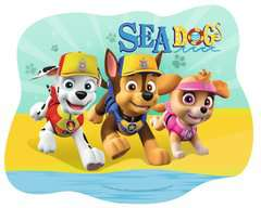 Paw Patrol Four Shaped Puzzles - image 4 - Click to Zoom