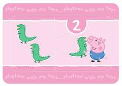 Peppa Pig My First Match and Count Puzzles, 9 x2pc - image 2 - Click to Zoom