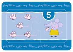 Peppa Pig My First Match and Count Puzzles, 9 x2pc - image 5 - Click to Zoom