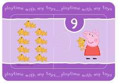 Peppa Pig My First Match and Count Puzzles, 9 x2pc - image 9 - Click to Zoom