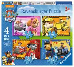 Paw Patrol 4 in Box - image 1 - Click to Zoom