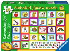 Discover & Develop Alphabet Puzzle, 28pc - image 1 - Click to Zoom