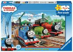 Thomas & Friends My First Floor Puzzle, 16pc - image 1 - Click to Zoom