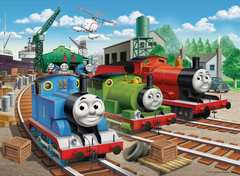 Thomas & Friends My First Floor Puzzle, 16pc - image 2 - Click to Zoom