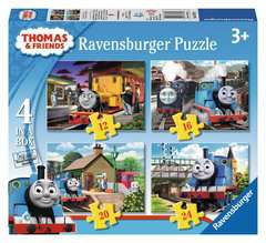 Thomas & Friends 4 in Box - image 1 - Click to Zoom