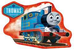 Thomas & Friends 4 Shaped Puzzles - image 2 - Click to Zoom