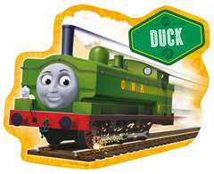 Thomas & Friends 4 Shaped Puzzles - image 3 - Click to Zoom