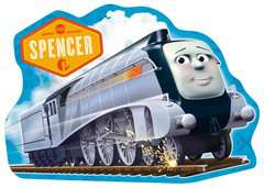 Thomas & Friends 4 Shaped Puzzles - image 5 - Click to Zoom