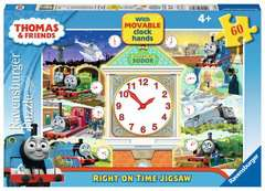 Thomas Right on Time Puzzle, 60pc - image 1 - Click to Zoom
