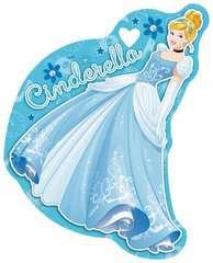 4 puzzle sagomati Princess - immagine 2 - Clicca per ingrandire