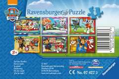 Paw Patrol 6pc Cube Puzzle Puzzles;Children s Puzzles - image 8 - Ravensburger