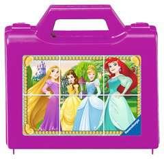 Puzzle 6 cubes - Princesses Disney - Image 1 - Cliquer pour agrandir